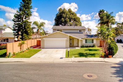 3748 Longview Dr, Carlsbad, CA 92010 - MLS#: 180011151