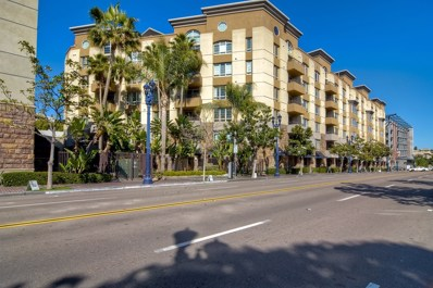 1480 Broadway UNIT 2221, San Diego, CA 92101 - MLS#: 180011295