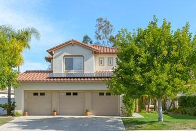 3152 Ferncreek Lane, Escondido, CA 92027 - MLS#: 180011484