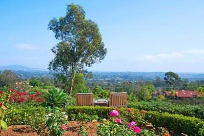 5859 Linea Del Cielo, Rancho Santa Fe, CA 92067 - MLS#: 180011571