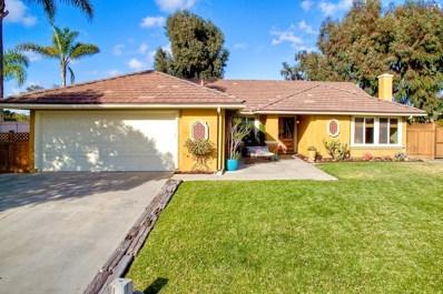 4106 La Portalada Drive, Carlsbad, CA 92010 - MLS#: 180011581