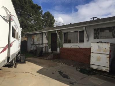 1093 Greta Street, El Cajon, CA 92021 - MLS#: 180011637