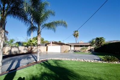 13032 Lakeshore Drive, Lakeside, CA 92040 - MLS#: 180011679