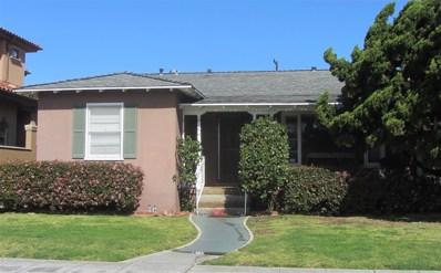 1016 Oliver Avenue, San Diego, CA 92109 - MLS#: 180011786