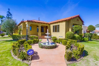 4902 Marlborough Drive, San Diego, CA 92116 - MLS#: 180011795