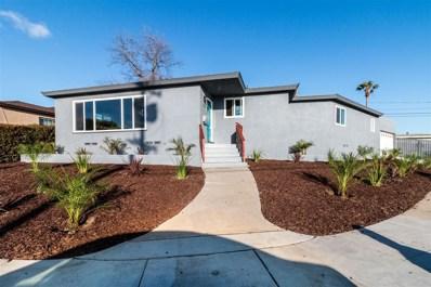 247 Los Alamos Dr, San Diego, CA 92114 - MLS#: 180011870