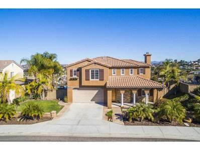 7840 Eastridge Dr, La Mesa, CA 91941 - MLS#: 180012036