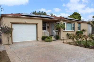 171 Millan St, Chula Vista, CA 91910 - MLS#: 180012074