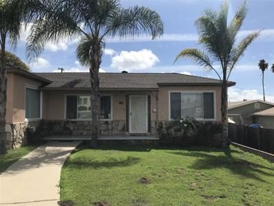 5933 Edgewater St, San Diego, CA 92139 - MLS#: 180012232