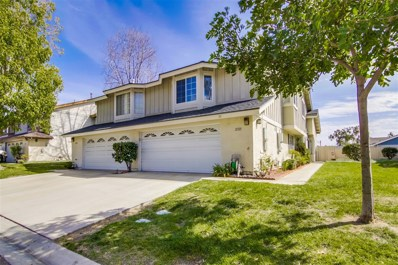 2325 Manzana Way, San Diego, CA 92139 - MLS#: 180012334
