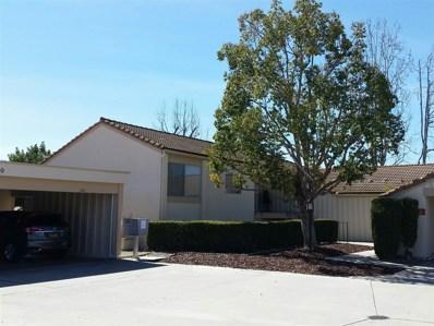 17446 Plaza Animado UNIT 122, San Diego, CA 92128 - MLS#: 180012388