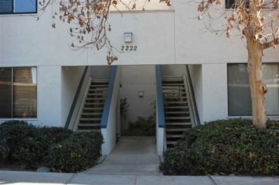 2222 River Run Dr UNIT 130, San Diego, CA 92108 - MLS#: 180012457