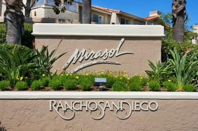 11507 Fury Lane UNIT 20, El Cajon, CA 92019 - MLS#: 180012467