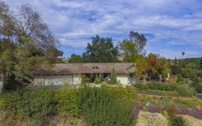 2719 Via Del Robles, Fallbrook, CA 92028 - MLS#: 180012573