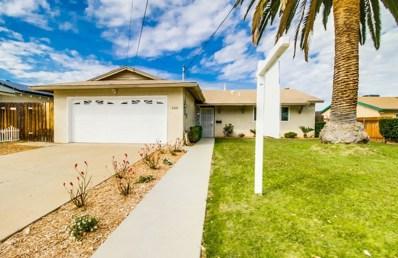 650 Herbert St, El Cajon, CA 92020 - MLS#: 180012580