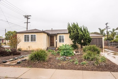 667 Thorn Street, Imperial Beach, CA 91932 - MLS#: 180012630