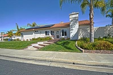 1988 Spanish Oak Way, Vista, CA 92081 - MLS#: 180012641