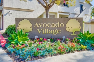 3617 Avocado Village Ct UNIT 86, La Mesa, CA 91941 - MLS#: 180012686