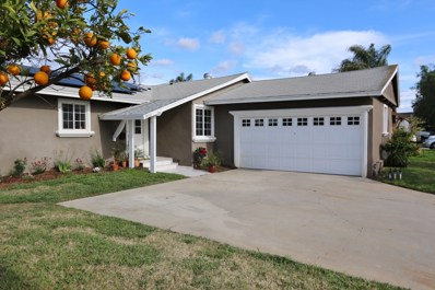 942 N Cedar St, Escondido, CA 92026 - MLS#: 180012756