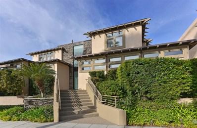 302 Prospect St UNIT 3, La Jolla, CA 92037 - MLS#: 180012786