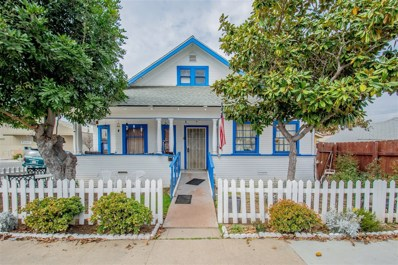 1240 Harding Ave., National City, CA 91950 - MLS#: 180012856