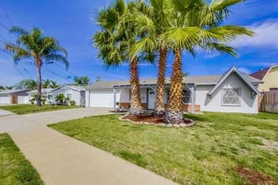 1466 Woodhill St, El Cajon, CA 92019 - MLS#: 180012891