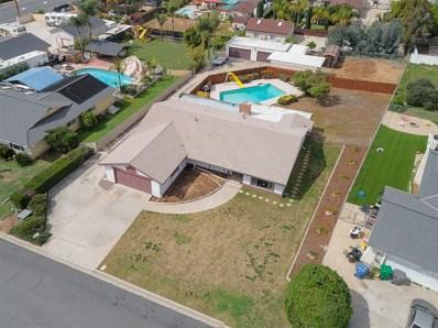 154 El Camino Pequeno, El Cajon, CA 92019 - MLS#: 180012999