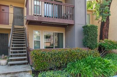 6036 Rancho Mission Rd UNIT 345, San Diego, CA 92108 - MLS#: 180013063