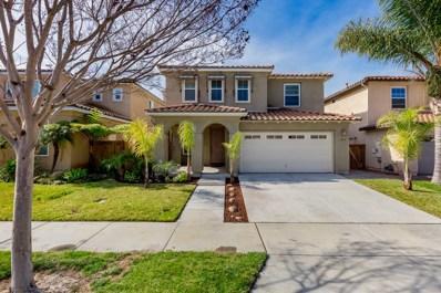 1836 Cobblecreek St, Chula Vista, CA 91913 - MLS#: 180013145
