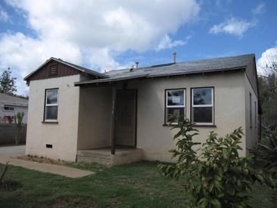 734 W 9Th Ave, Escondido, CA 92025 - MLS#: 180013224