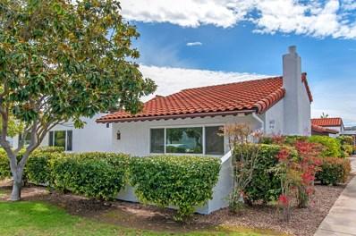 16470 Caminito Vecinos UNIT 76, San Diego, CA 92128 - MLS#: 180013231