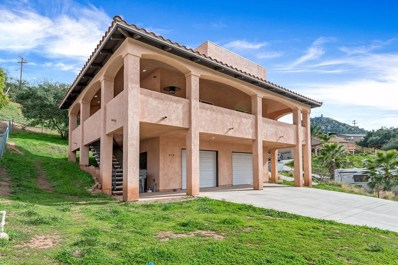 418 Silverbrook Dr, El Cajon, CA 92019 - MLS#: 180013258