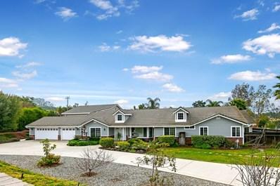 9423 W Lilac Rd, Escondido, CA 92026 - MLS#: 180013284