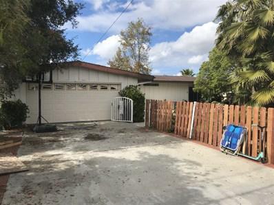 1134 Montura Road, San Marcos, CA 92078 - MLS#: 180013292