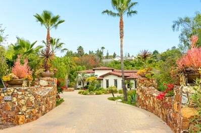 3350 Wildflower Valley Dr, Encinitas, CA 92024 - MLS#: 180013368