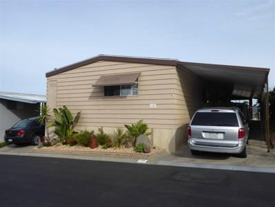 3535 Linda Vista Dr. UNIT 155, San Marcos, CA 92078 - MLS#: 180013376