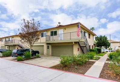 9914 Mission Vega Rd UNIT 4, Santee, CA 92071 - MLS#: 180013383