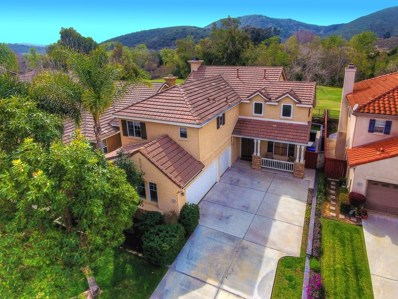 554 Chesterfield Circle, San Marcos, CA 92069 - MLS#: 180013463