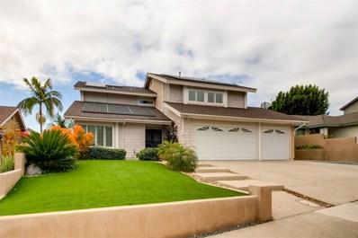 3587 Hatfield Circle, Oceanside, CA 92056 - MLS#: 180013513