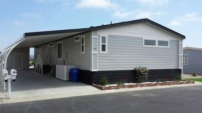 650 S Rancho Santa Fe Rd. UNIT 179, San Marcos, CA 92078 - MLS#: 180013581