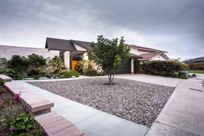 6864 Claremore Ave, San Diego, CA 92120 - MLS#: 180013586