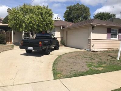 4830 Elsa Road, San Diego, CA 92120 - MLS#: 180013596