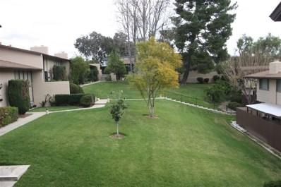 5750 Amaya Dr UNIT 38, La Mesa, CA 91942 - MLS#: 180013598