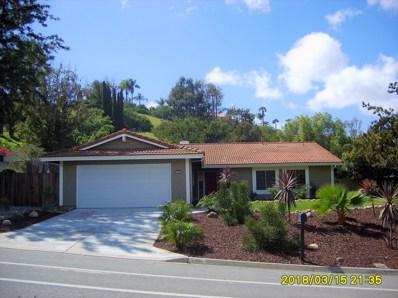 4218 Corral Canyon Rd., Bonita, CA 91902 - MLS#: 180013645