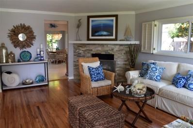 1002 Morse St., Oceanside, 92054, CA 92054 - MLS#: 180013651