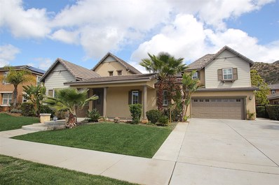 3152 Beven Dr, Escondido, CA 92027 - MLS#: 180013668
