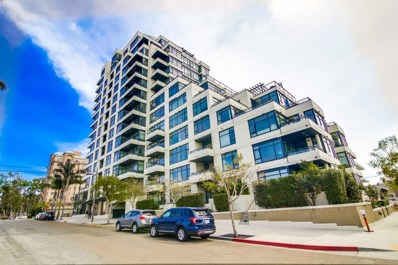 475 Redwood St UNIT 406, San Diego, CA 92103 - MLS#: 180013699