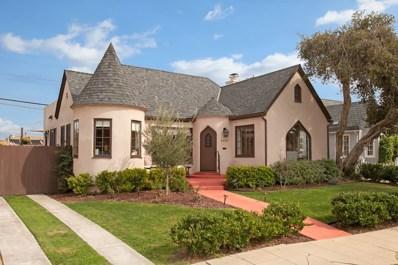 2435 32Nd St, San Diego, CA 92104 - MLS#: 180013720