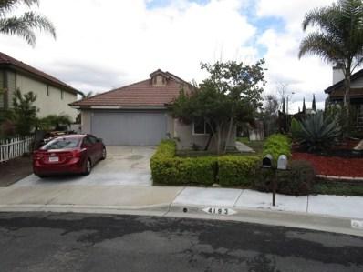 4193 Diamond Cir, Oceanside, CA 92056 - MLS#: 180013763