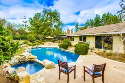 1820 Hidden Springs Dr, El Cajon, CA 92019 - MLS#: 180013772